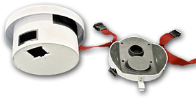 Calibration Radiator (Left) and Adapter Piece (Right). Click to view larger image